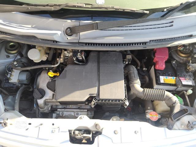 E ワンオーナー ナビ スマートキー オートAC バイザー PVガラス ベンチシート パーキングセンサー 集中ドアロック ABS イモビライザー タイミングチェーン 整備保証付(25枚目)
