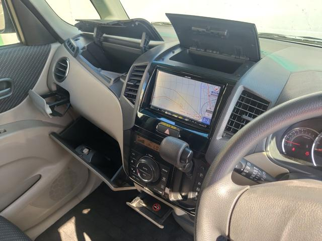 T ターボ ナビ地デジ 両パワスラ スマートキー プッシュスタート 13AW ETC HID オートAC バイザー PVガラス ベンチシート ABS イモビライザー タイミングチェーン 整備保証付(32枚目)