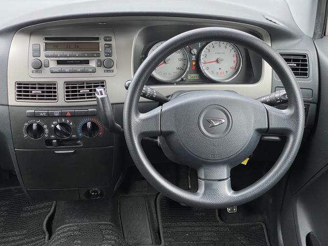 カスタム VS CD キーレス 14AW バイザー PVガラス ウインカーミラー エアコン パワーウィンドウ ベンチシート 集中ドアロック 取説 ABS イモビライザー 整備保証付(12枚目)