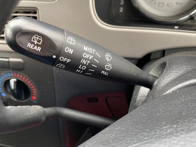 カスタム VS CD キーレス 14AW バイザー PVガラス ウインカーミラー エアコン パワーウィンドウ ベンチシート 集中ドアロック 取説 ABS イモビライザー 整備保証付(35枚目)