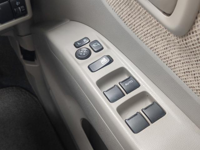 X CD パワスラ スマートキー プッシュスタート ETC オートAC バイザー PVガラス ベンチシート 取説 記録簿 ABS イモビライザー タイミングチェーン 整備保証付(42枚目)