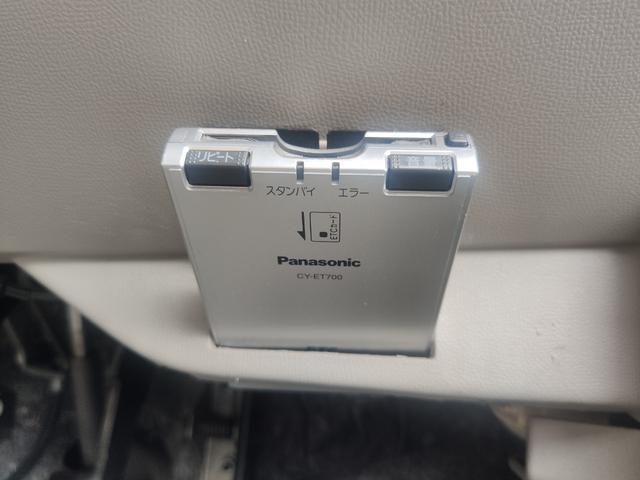 X CD パワスラ スマートキー プッシュスタート ETC オートAC バイザー PVガラス ベンチシート 取説 記録簿 ABS イモビライザー タイミングチェーン 整備保証付(43枚目)