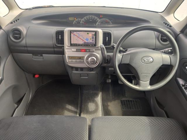 カスタムXリミテッド ナビ地デジ Bluetooth パワスラ スマートキー 14AW HID オートAC PVガラス ベンチシート ABS イモビライザー タイミングチェーン 整備保証付(5枚目)