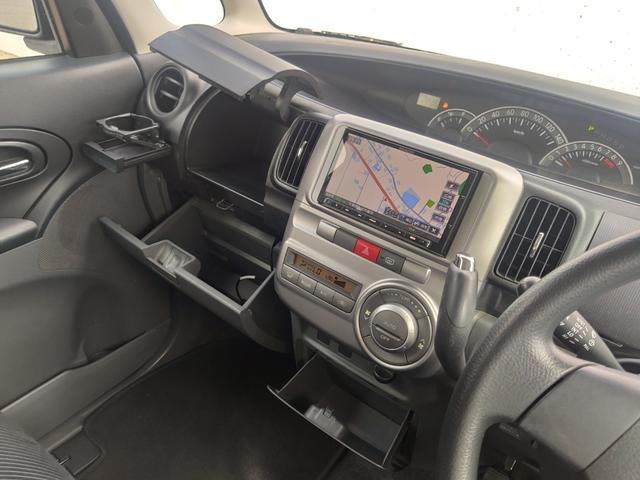 カスタムXリミテッド ナビ地デジ Bluetooth パワスラ スマートキー 14AW HID オートAC PVガラス ベンチシート ABS イモビライザー タイミングチェーン 整備保証付(31枚目)