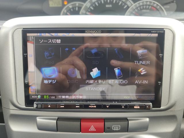カスタムXリミテッド ナビ地デジ Bluetooth パワスラ スマートキー 14AW HID オートAC PVガラス ベンチシート ABS イモビライザー タイミングチェーン 整備保証付(34枚目)