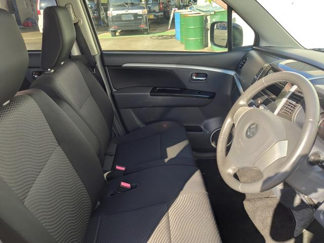 X CD スマートキー プッシュスタート 14AW ETC HID オートAC バイザー PVガラス ベンチシート スペアキー ABS イモビライザー タイミングチェーン 整備保証付(13枚目)