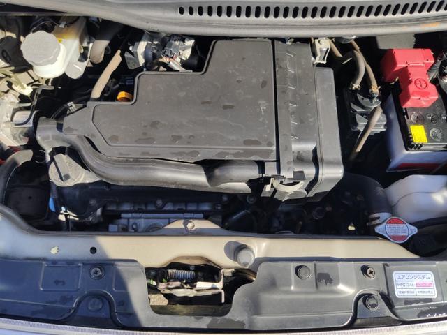 X CD スマートキー プッシュスタート 14AW ETC HID オートAC バイザー PVガラス ベンチシート スペアキー ABS イモビライザー タイミングチェーン 整備保証付(25枚目)