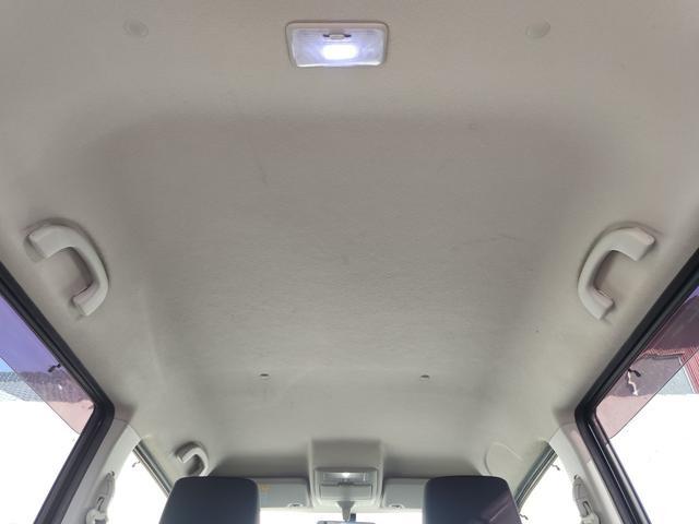 X CD スマートキー プッシュスタート 14AW ETC HID オートAC バイザー PVガラス ベンチシート スペアキー ABS イモビライザー タイミングチェーン 整備保証付(43枚目)