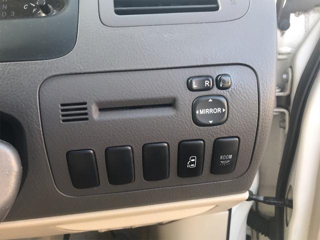 AX Lエディション フルセグTV・カロッツェリアナビ・サンルーフ・左側電動スライドドア・キーレス・三列シート・クリアランスソナー(21枚目)