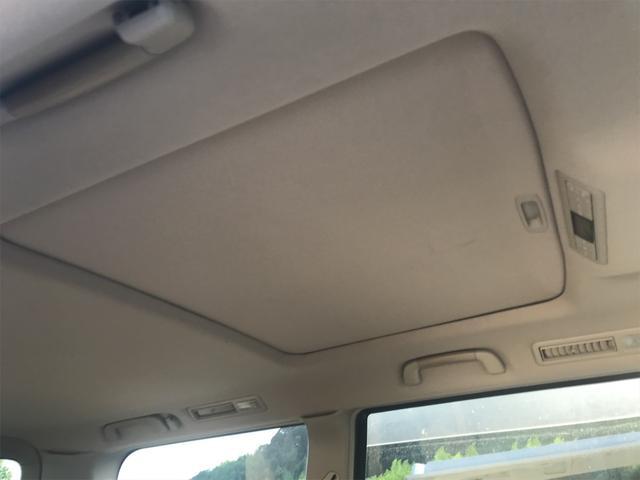 AX Lエディション フルセグTV・カロッツェリアナビ・サンルーフ・左側電動スライドドア・キーレス・三列シート・クリアランスソナー(27枚目)