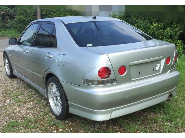 「トヨタ」「アルテッツァ」「セダン」「千葉県」の中古車5