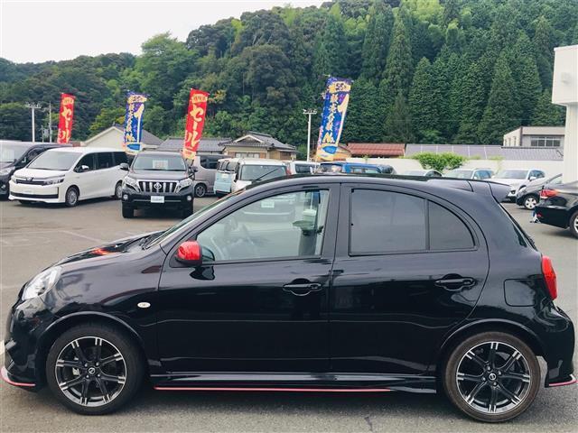 「日産」「マーチ」「コンパクトカー」「福井県」の中古車9