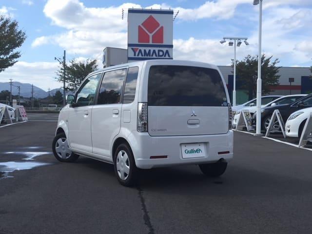 「三菱」「eKワゴン」「コンパクトカー」「福井県」の中古車4