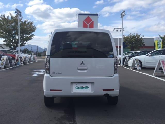 「三菱」「eKワゴン」「コンパクトカー」「福井県」の中古車10