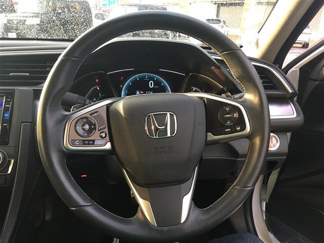 「ホンダ」「シビック」「セダン」「福井県」の中古車4