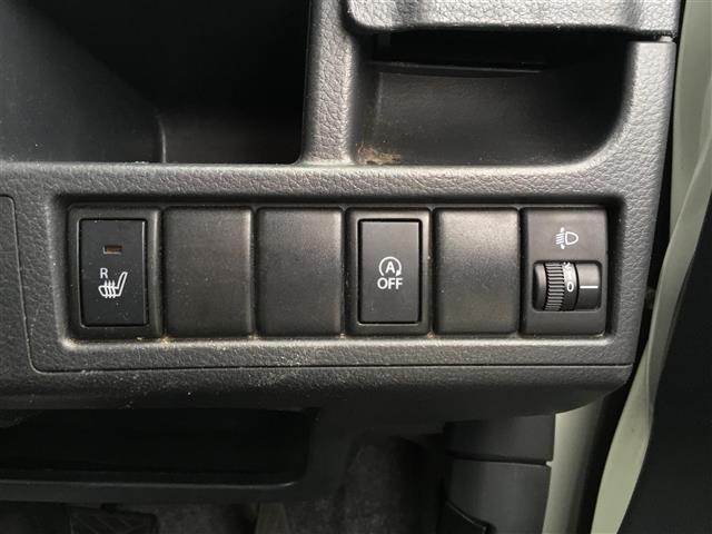 FX シートヒーター アイドリングストップ ETC 社外カセットオーディオ ラジオ フルフラットシート オートエアコン 電動格納ミラー HIDヘッドライト ヘッドライトレベライザー(21枚目)