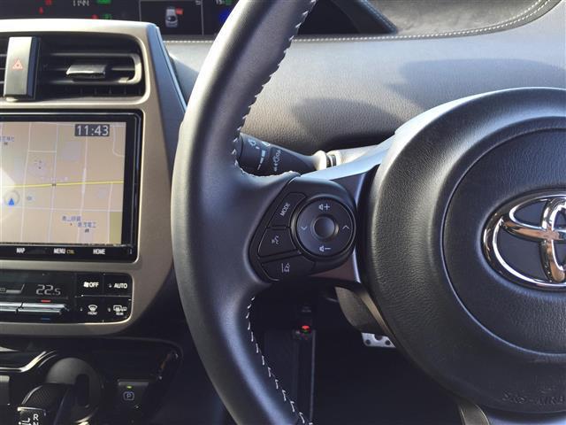 S GRスポーツ Toyota Safety Sense 純正コネクトナビ バックカメラ フルセグTV GR専用シート シートヒーター GR専用ステアリング GR専用アルミホイール LEDヘッドライト ETC ドラレコ(17枚目)