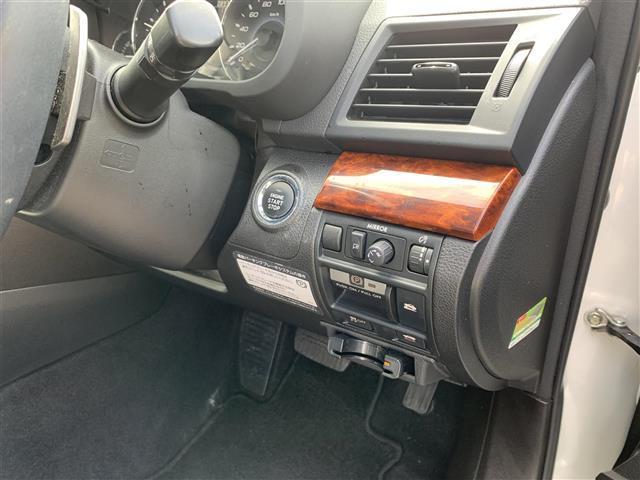 2.5i Lパッケージ 4WD メモリナビ CD DVD フルセグ コーナーセンサー パドルシフト HID ETC パワーシート(16枚目)