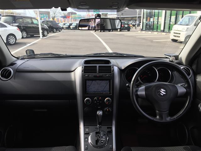 2.7XG 4WD 社外HDDナビ フルセグTV バックカメラ シートヒーター ETC HIDヘッドライト 社外17インチアルミホイール(3枚目)