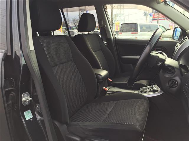 2.7XG 4WD 社外HDDナビ フルセグTV バックカメラ シートヒーター ETC HIDヘッドライト 社外17インチアルミホイール(12枚目)
