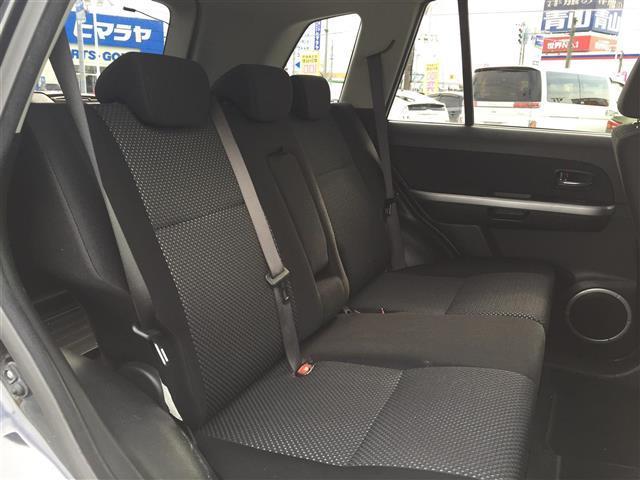2.7XG 4WD 社外HDDナビ フルセグTV バックカメラ シートヒーター ETC HIDヘッドライト 社外17インチアルミホイール(14枚目)