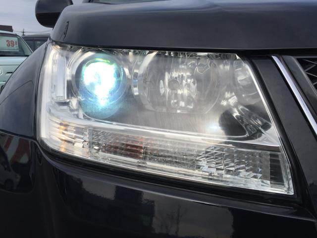 2.7XG 4WD 社外HDDナビ フルセグTV バックカメラ シートヒーター ETC HIDヘッドライト 社外17インチアルミホイール(22枚目)