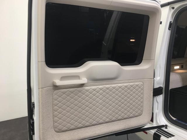 G63 ナイトPKGルック 4本出マフラー 純正22incAW AMGレザーエクスクルーシブPKG iiD製BOX レーダーセーフティPKG後席モニター(28枚目)