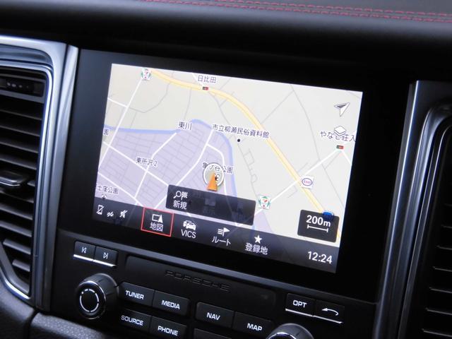 マカン PDK 4WD 赤革 HID ターボAW ナビ Bカメラ Pバックドア スマートキー シートヒーター コーナーセンサー(15枚目)