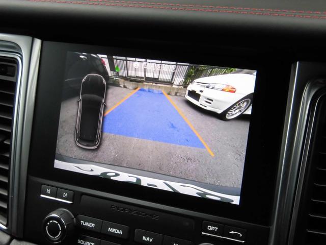 マカン PDK 4WD 赤革 HID ターボAW ナビ Bカメラ Pバックドア スマートキー シートヒーター コーナーセンサー(16枚目)