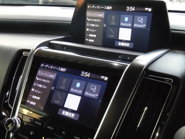 RSアドバンス 新車保証 1オーナー サンルーフ Tom'S 4本出しマフラー OP黒革 LED コーナーセンサー 純正18AW(19枚目)