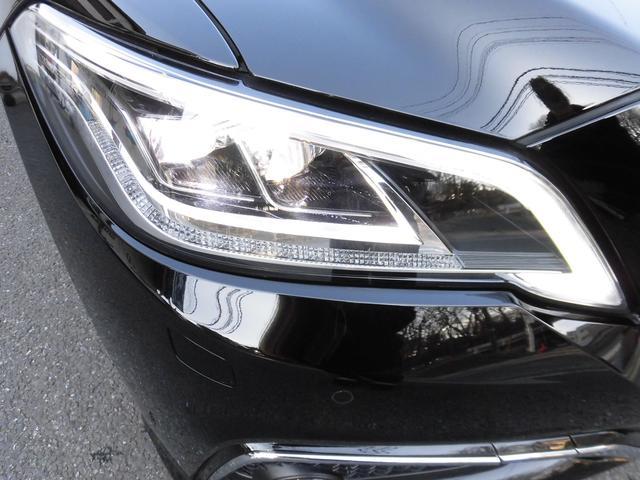 RSアドバンス 新車保証 1オーナー サンルーフ Tom'S 4本出しマフラー OP黒革 LED コーナーセンサー 純正18AW(24枚目)