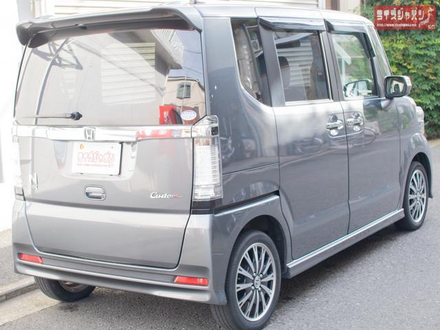 G・ターボパッケージ 1年保証 禁煙車 両側自動 新品タイヤ(4枚目)