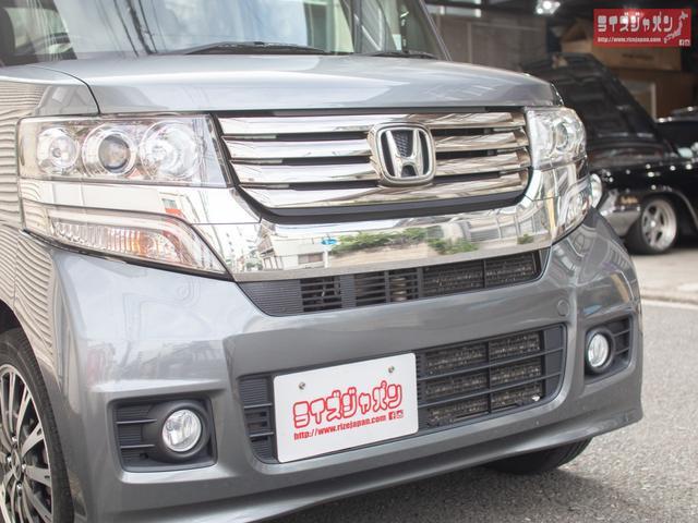 G・ターボパッケージ 1年保証 禁煙車 両側自動 新品タイヤ(9枚目)