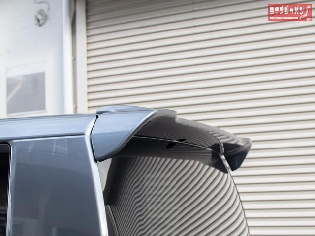 G・ターボパッケージ 1年保証 禁煙車 両側自動 新品タイヤ(15枚目)