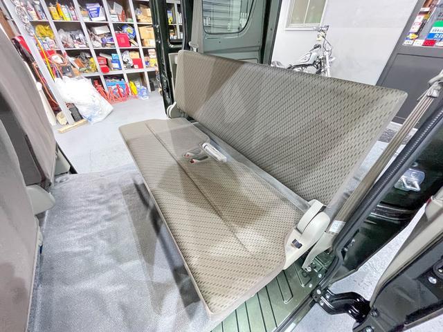 PCリミテッド 5年保証 4ATモデル キーレス プライバシーガラス 同色ミラー 純正CDデッキ ファブリックシート 自社オリジナルLED装着済 スライドドア フルフラット ハイルーフ オーバーヘッドコンソール(27枚目)
