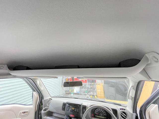 PCリミテッド 5年保証 4ATモデル キーレス プライバシーガラス 同色ミラー 純正CDデッキ ファブリックシート 自社オリジナルLED装着済 スライドドア フルフラット ハイルーフ オーバーヘッドコンソール(54枚目)