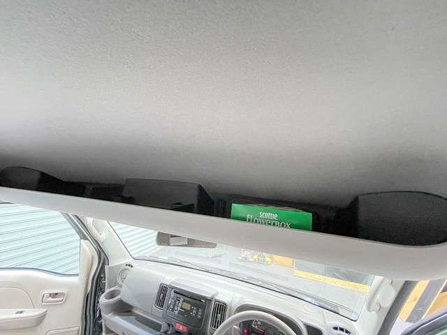 PCリミテッド 5年保証 4ATモデル キーレス プライバシーガラス 同色ミラー 純正CDデッキ ファブリックシート 自社オリジナルLED装着済 スライドドア フルフラット ハイルーフ オーバーヘッドコンソール(56枚目)
