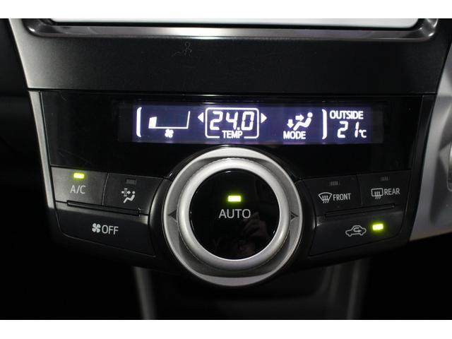 室内の温度を自動調整してくれるオートエアコン!車内の温度はいつも自動で管理してくれます!