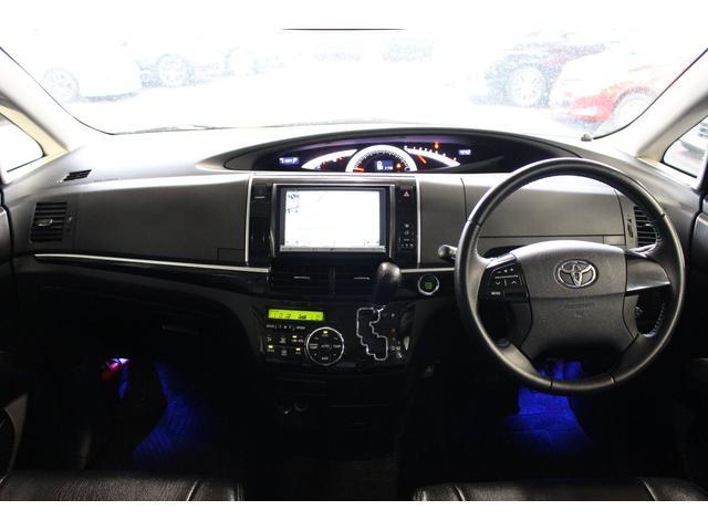 アエラスプレミアムED8型HDDナビ後席モニター両側電動ドア(8枚目)