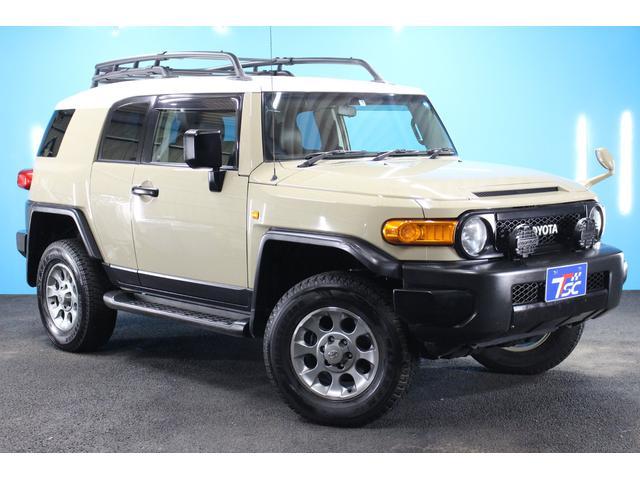 「トヨタ」「FJクルーザー」「SUV・クロカン」「千葉県」の中古車5