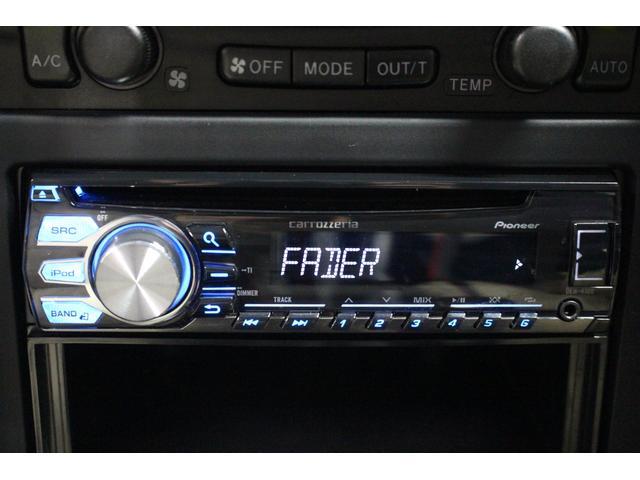 【カロッツェリア製オーディオ搭載】CD・ラジオの再生はもちろんUSBでの入力も可能です!無料電話でのお問合せはTEL:0066-9704-6640です!