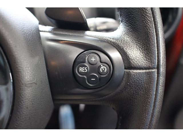 クーパーSD クロスオーバー パイオニアポータブルナビ 純正オーディオ HIDライト 禁煙車 ETC ミュージックプレイヤー接続 ターボ車 パドルシフト 社外レーダー 純正17インチアルミ サイドエアバック カーテンエアバック(45枚目)