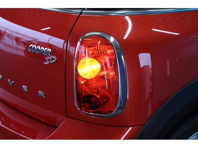 クーパーSD クロスオーバー パイオニアポータブルナビ 純正オーディオ HIDライト 禁煙車 ETC ミュージックプレイヤー接続 ターボ車 パドルシフト 社外レーダー 純正17インチアルミ サイドエアバック カーテンエアバック(59枚目)
