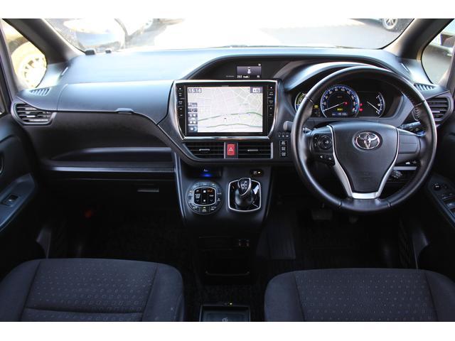 ハイブリッドV アルパインBigXナビ フルセグ 10.1インチ後席モニター 両側電動スライドドア バックカメラ ETC シートヒーター 置くだけ充電 Bluetoothオーディオ オートクルーズ LEDライト 禁煙(5枚目)