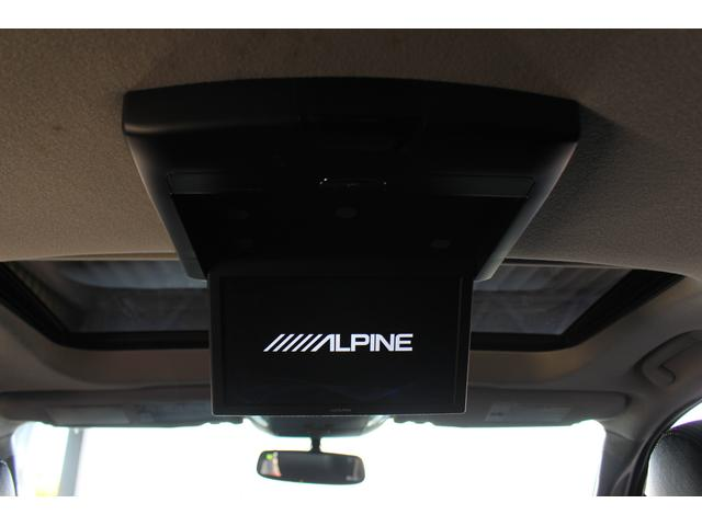 クルーマックス SR5 ALPINEナビ/ALPINE後席モニター/サンルーフ/ラインエックス塗装/トノカバー/アシャンティ20インチアルミ/ベッドライナー/ビルシュタインサス/リフトアップ/オーバーフェンダー/4WD/(11枚目)