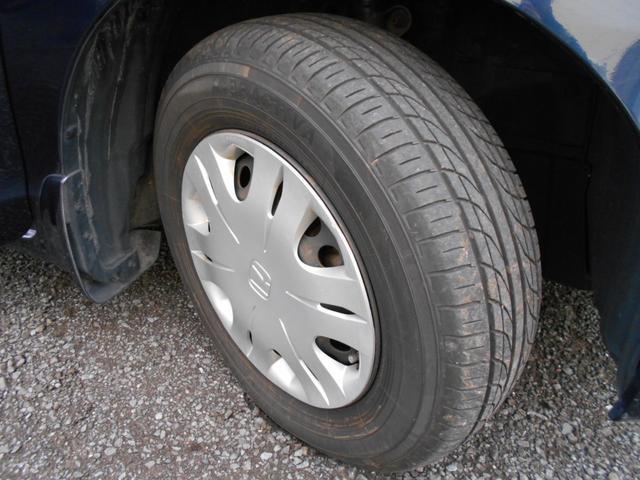 タイヤもまだまだいけますよ♪