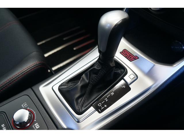 WRX STI Aライン 4WDMTモードSDナビDTVクルーズコントロール電動シートスマートキーBカメラETC禁煙(11枚目)
