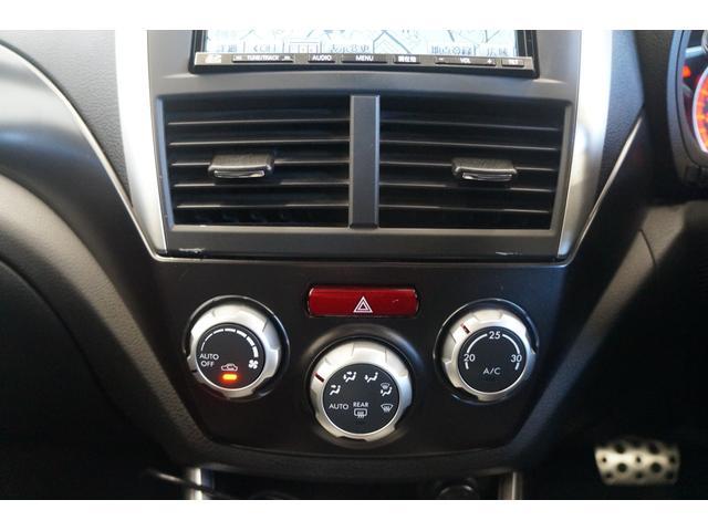 WRX STI Aライン 4WDMTモードSDナビDTVクルーズコントロール電動シートスマートキーBカメラETC禁煙(13枚目)