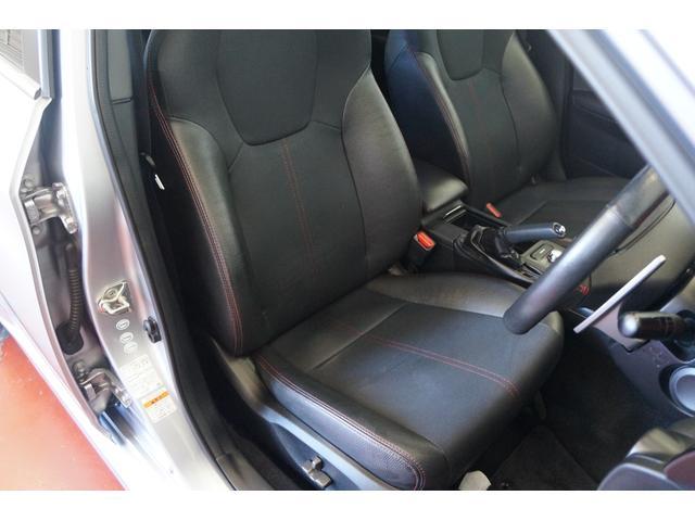 WRX STI Aライン 4WDMTモードSDナビDTVクルーズコントロール電動シートスマートキーBカメラETC禁煙(15枚目)