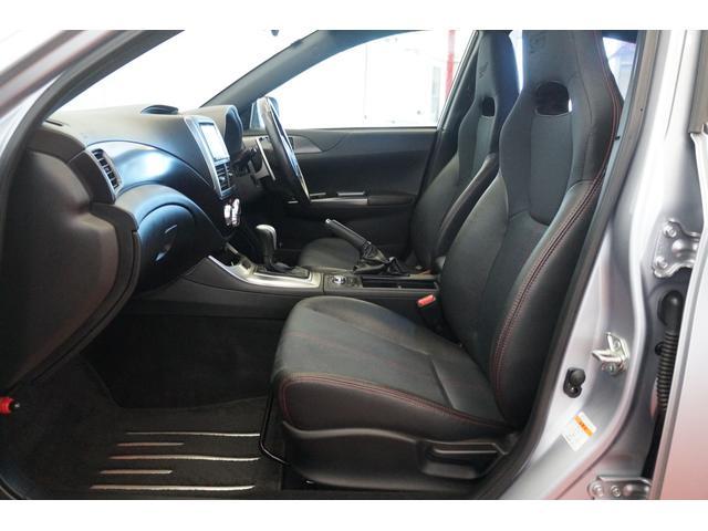 WRX STI Aライン 4WDMTモードSDナビDTVクルーズコントロール電動シートスマートキーBカメラETC禁煙(16枚目)